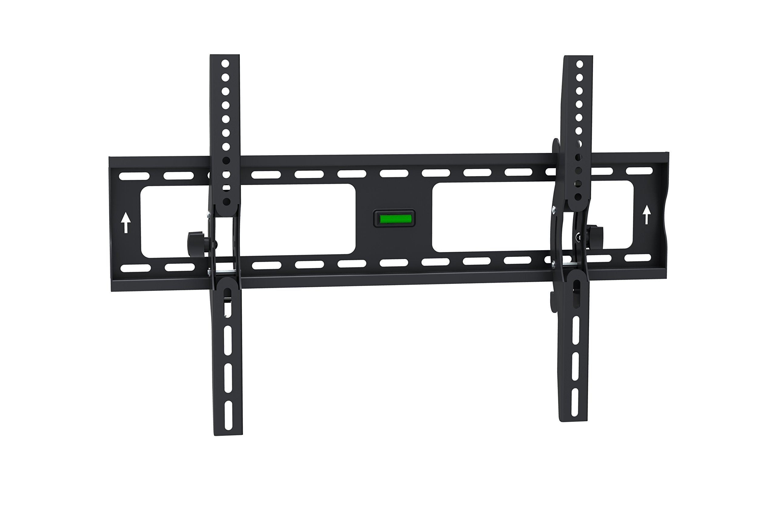 """Heavy Tilting Wall Mount Brackets With Vesa for TV w/Levelor, for Screen size 32""""-70"""". Holds up to 132 lbs."""
