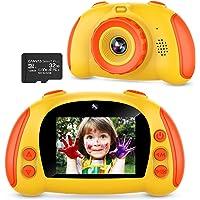 ITSHINY Kids Digital Camera, Kids HD Camera [ 32GB SD Card ] with 12.0 Mega Pixels & 1080P…