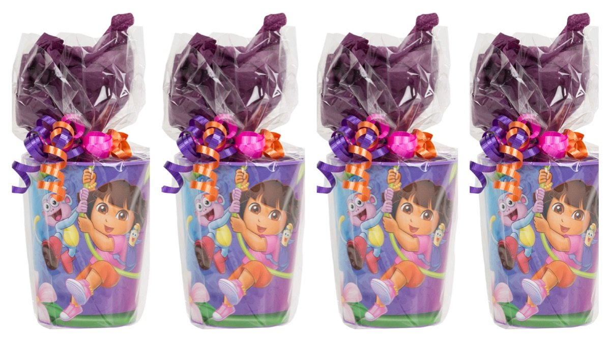 Amazon.com: Dora the Explorer Fiesta Suministros pre ...