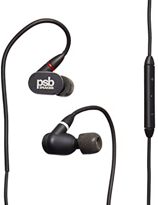 PSB M4U-4 BLK In-Ear Monitors