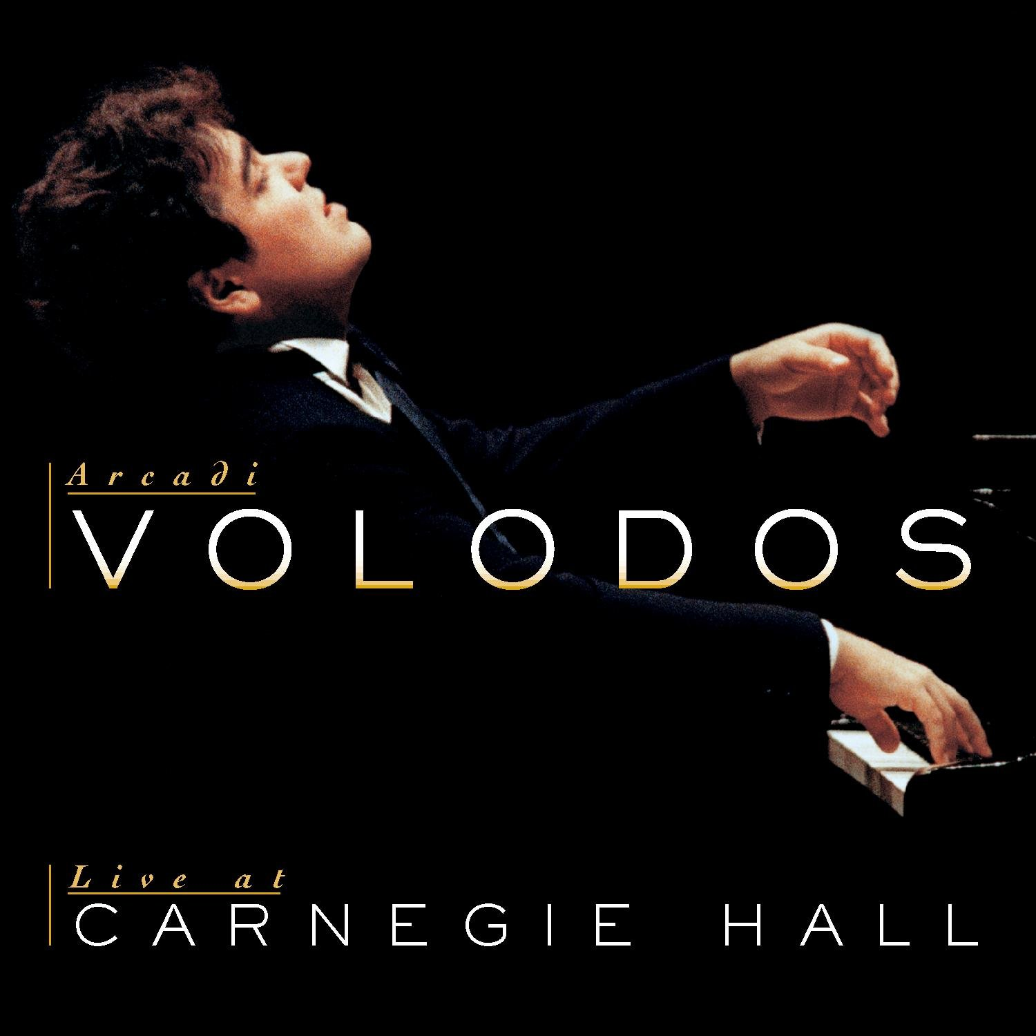 Volodos - Live at Carnegie Hall by Sony Classical (Image #1)