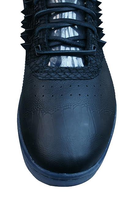 c408ec97606 Reebok EXO FIT HI Clean PM Patrick MOHR INT Mens hi top Trainers V61160  Sneakers Shoes (UK 10.5 US 11.5 EU 45.55)  Amazon.co.uk  Shoes   Bags