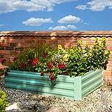 FOYUEE Raised Garden Bed Boxes, Elevated Garden