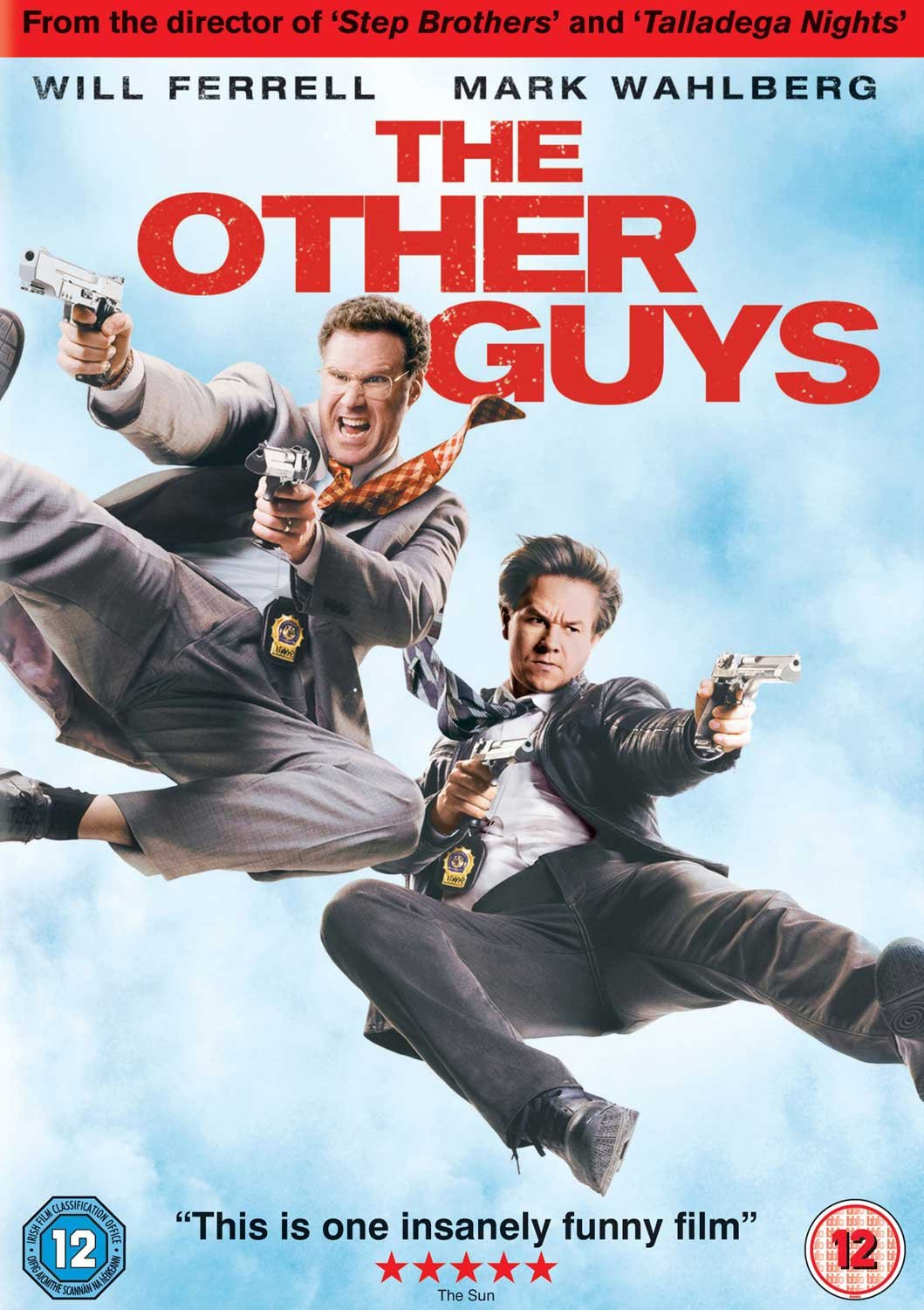 Amazon.com: The Other Guys [DVD] [2011]: Mark Wahlberg: Movies & TV