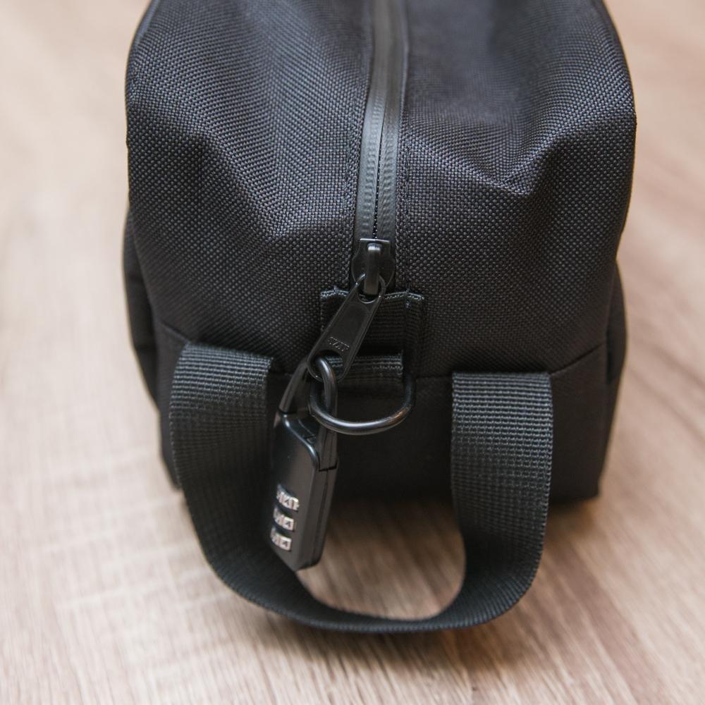 Black Rock Originals Child-Safe Smell Proof Carryall - 100% Carbon Lined - Comes with Combination Lock (Slate) by Black Rock Originals (Image #4)
