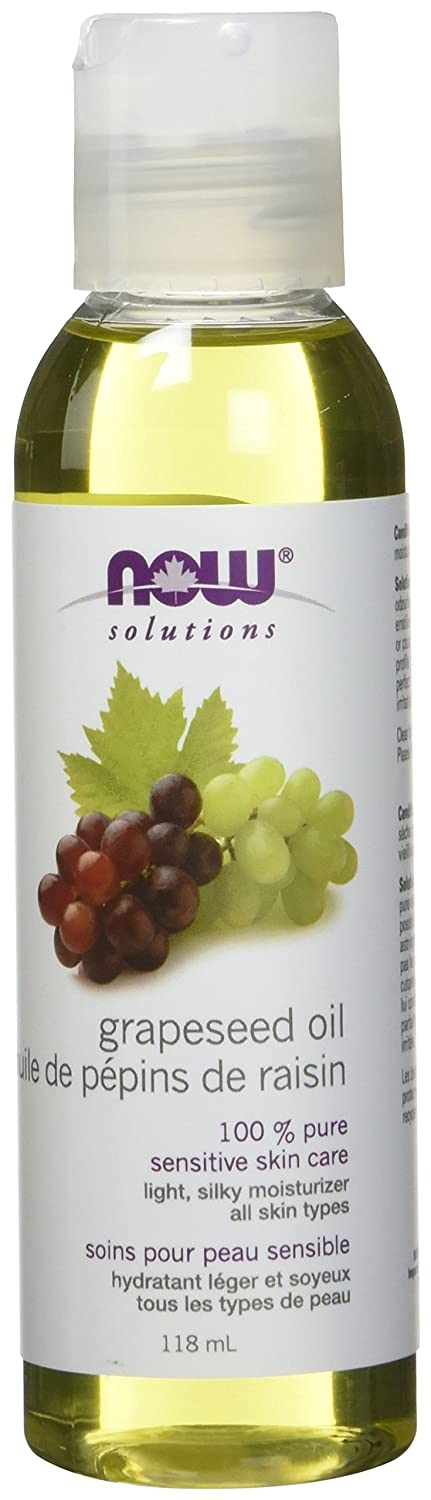 NOW Grape Seed Oil, 118ml Puresource
