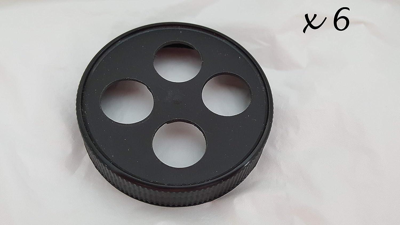 Non Rusting Guaranteed Black Mason Jar Toothbrush Lid 3 Simply Homemade