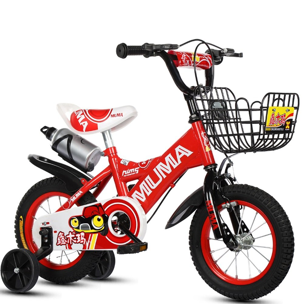 yxgh-子供の自転車2 – 4-6 Years Old 6 – 7-8 – 9 years old kid 's Bike Baby Carriage Boy Girl Bicycle withトレーニングホイールとケトル B07DCJ6JKT 16