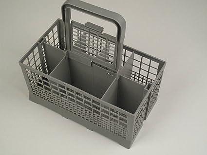 Cesta universal de cubiertos para lavavajillas de alta calidad (se adapta a la mayorí