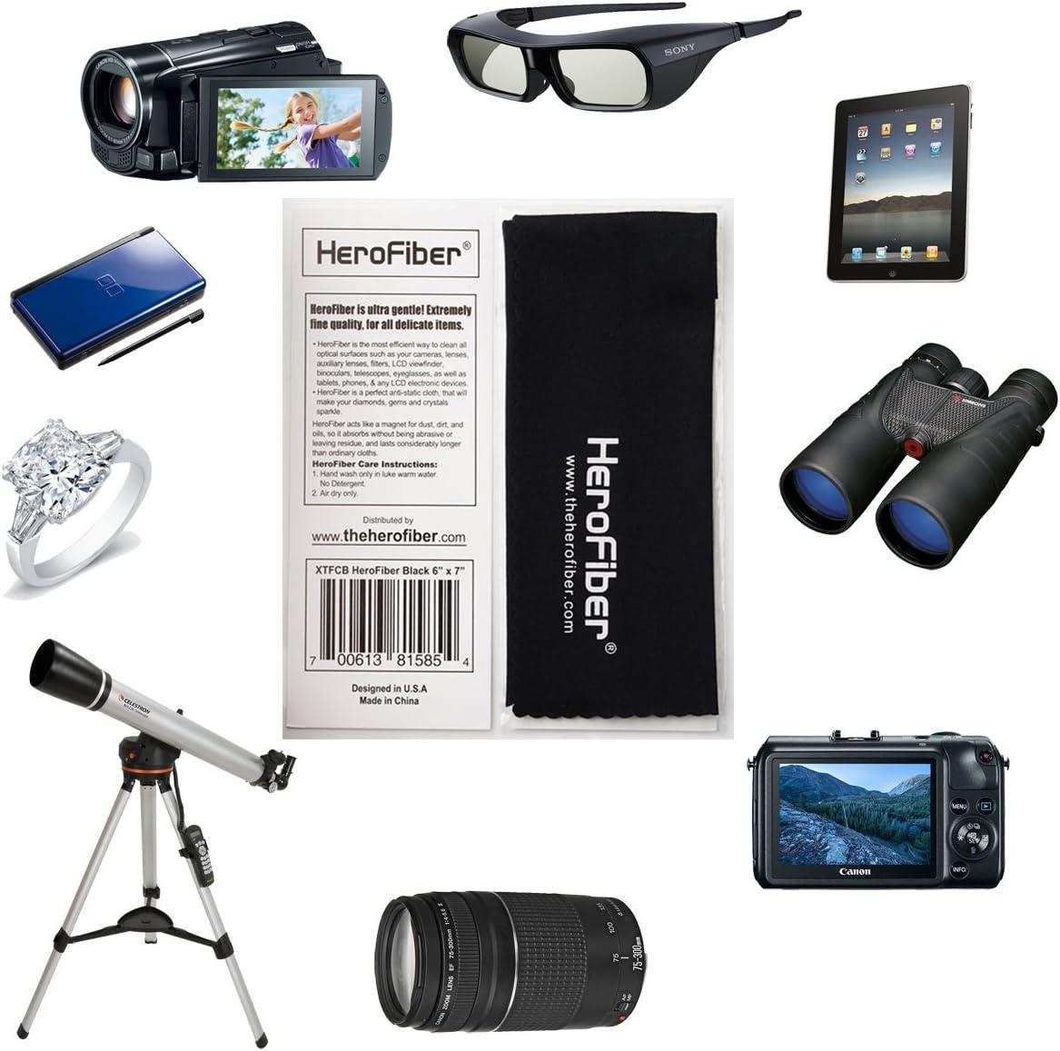 NEX-F3 Interchangeable Lens Digital Cameras w Ultra Gentle Cleaning Cloth HeroFiber 60 Pro Series Lightweight Photo//Video Tripod /& Carrying Case for Sony Alpha NEX-3N NEX-5T NEX-5R