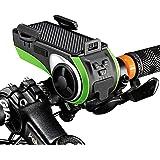 ction: Bluetooth V4.0, Lautsprecher, 4400mAh Power Bank, Fahrradlicht, Fahrradklingel, Telefon Halterung, All-in-One