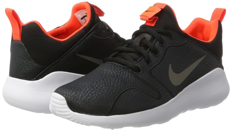 NIKE Damen 844898 844898 Damen Sneaker Mehrfarbig (Negro / Plata) 8c6756
