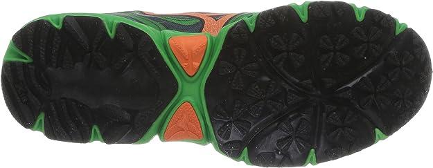 Mizuno Wave Kazan Zapatilla De Correr para Tierra - SS15-40.5: Amazon.es: Zapatos y complementos