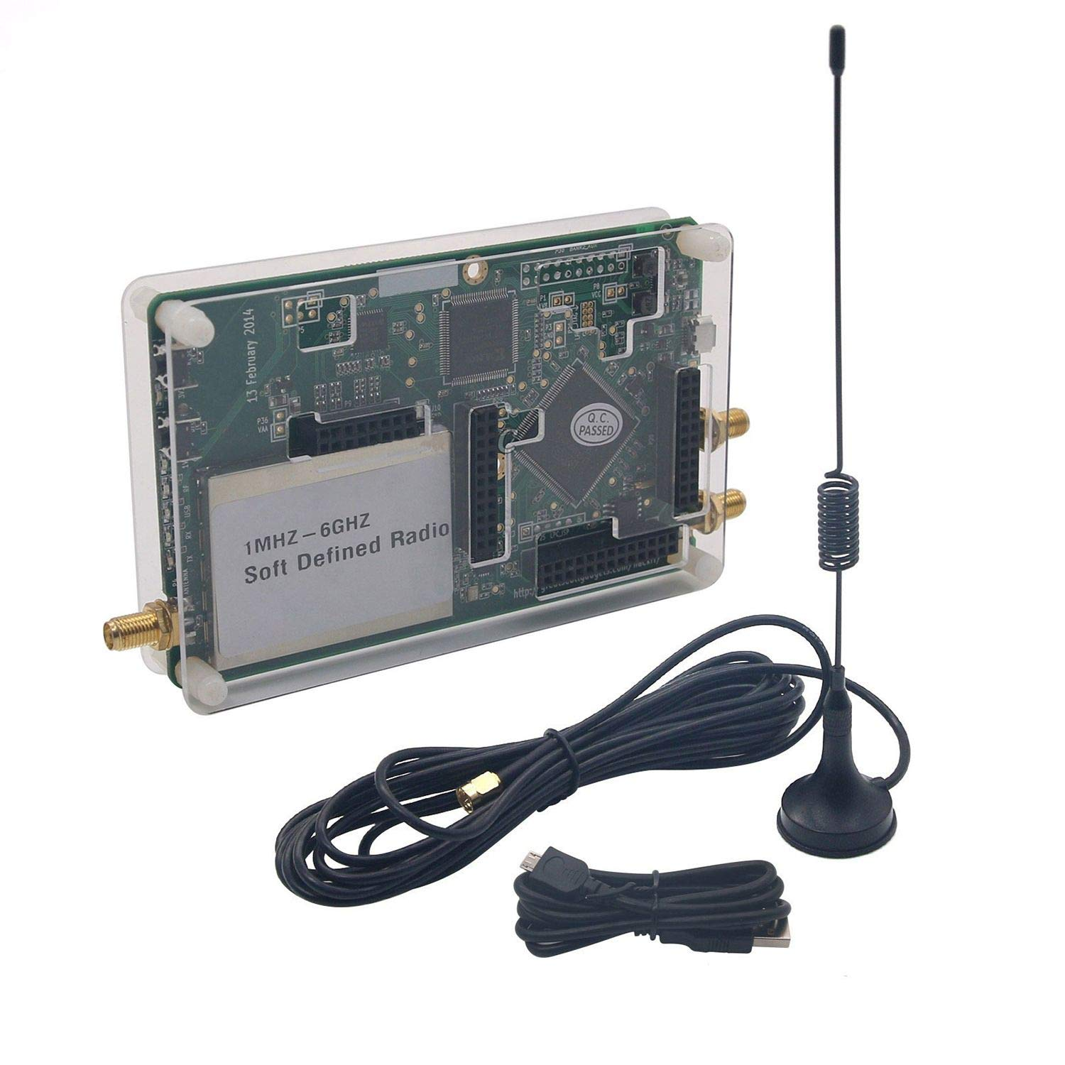 Semoic 1MHz-6GHz SDR Platform Software Defined Radio Development Board