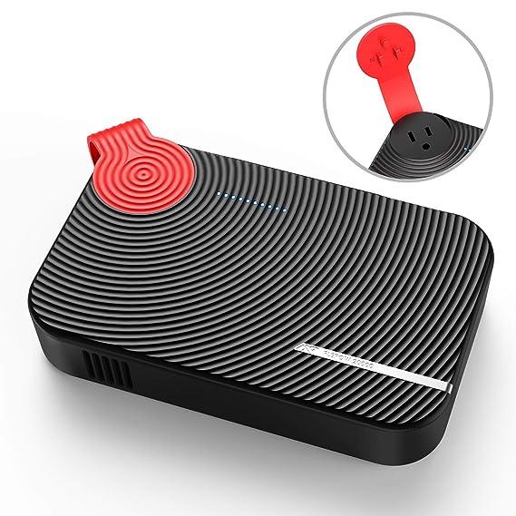 Amazon.com: AC Outlet - Cargador portátil de batería – 20000 ...
