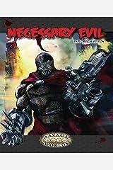Necessary Evil: Explorer's Edition (Savage Worlds, S2P10011) Paperback