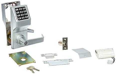 Alarm Lock Trilogy T2 100-User Narrow Stile Electronic Digital ...