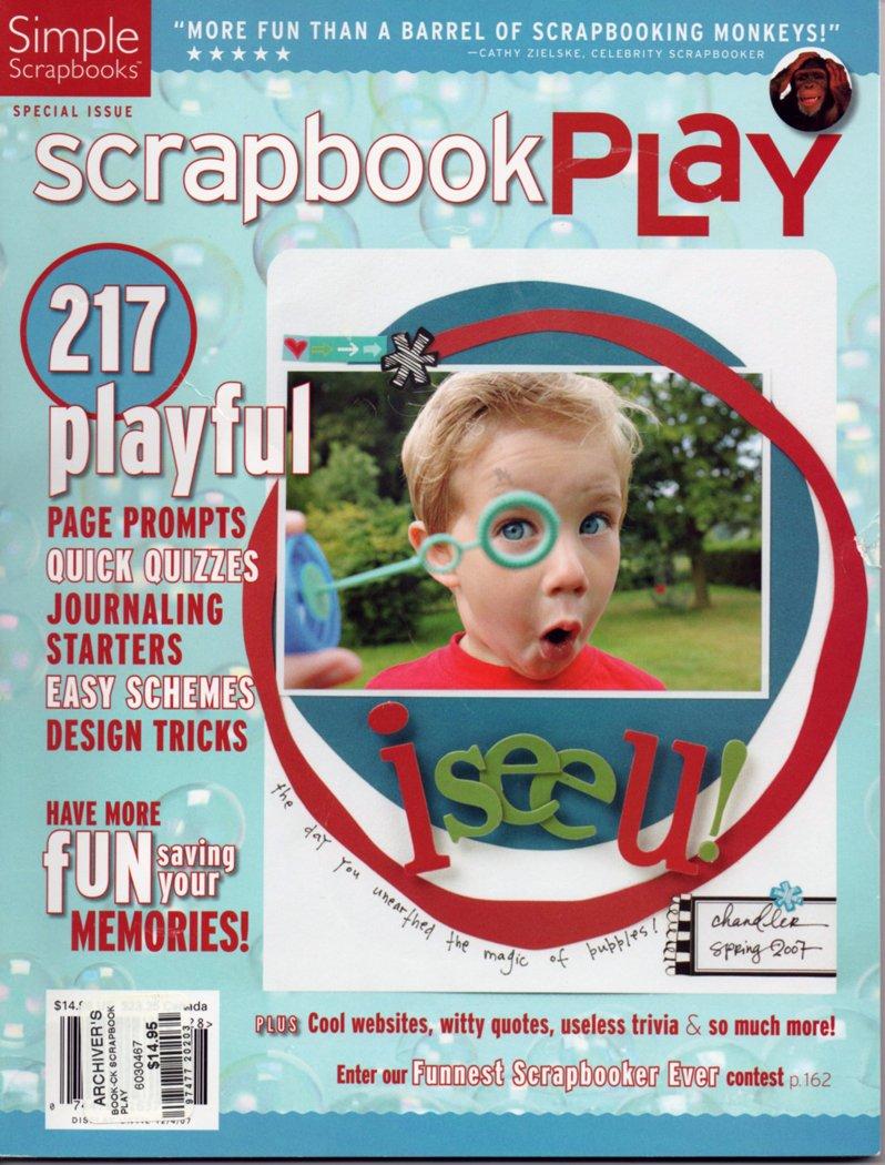 Scrapbook Play (Simple Scrapbooks) pdf