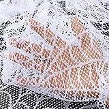 JUST N1 Halloween Decoration Lace Spiderweb