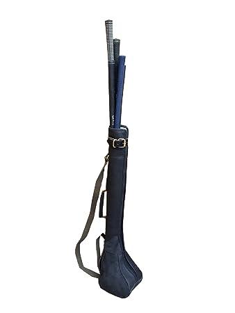 Amazon.com: Club de Golf Bolsa de golf de piel gama lápiz ...