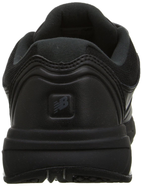 New Balance Women's WW813 Shoe Hook and Loop Walking Shoe WW813 B00OB1SEMA 7.5 D US|Black 144766