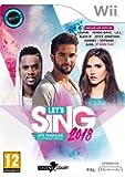 Let's Sing 2018: Hits Français et Internationaux