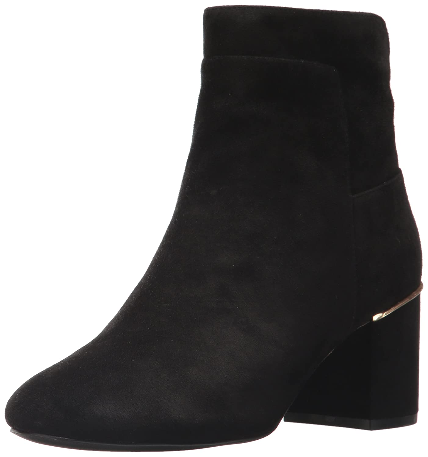 Cole Haan Women's Arden Grand Bootie Ankle Boot B01N25R3HK 5 B(M) US|Black Suede