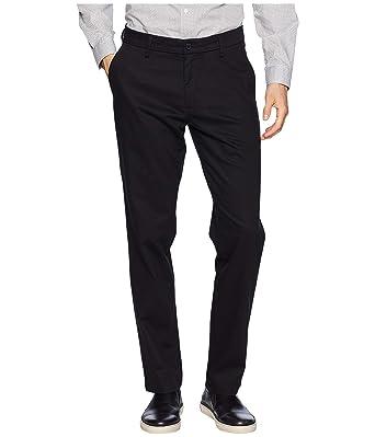 3d67fbbb7dd124 Dockers Men s Athletic Fit Signature Khaki Lux Cotton Stretch Pants ...