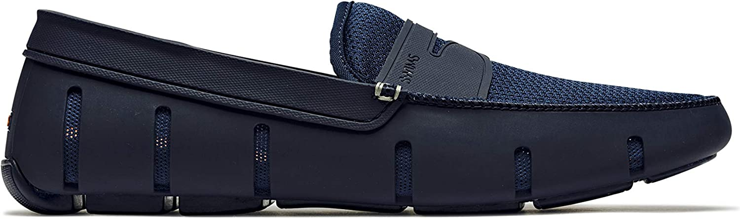 Mocassins Homme SWIMS Braided Lace Loafer