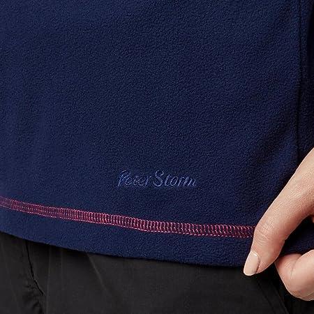New Peter Storm Women's Pull-Over Textured Fleece