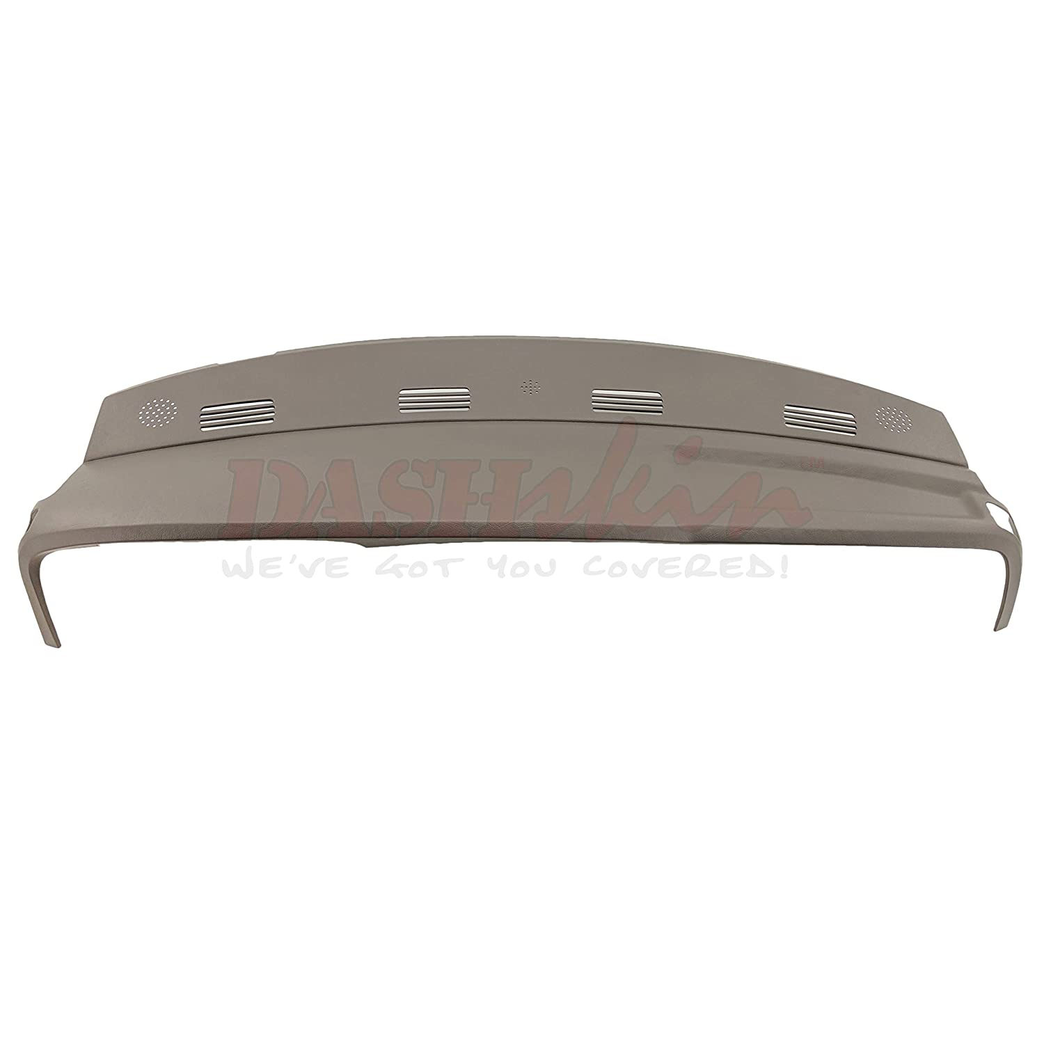 DashSkin Molded Dash Cover Compatible with 02-05 Dodge Ram in Taupe