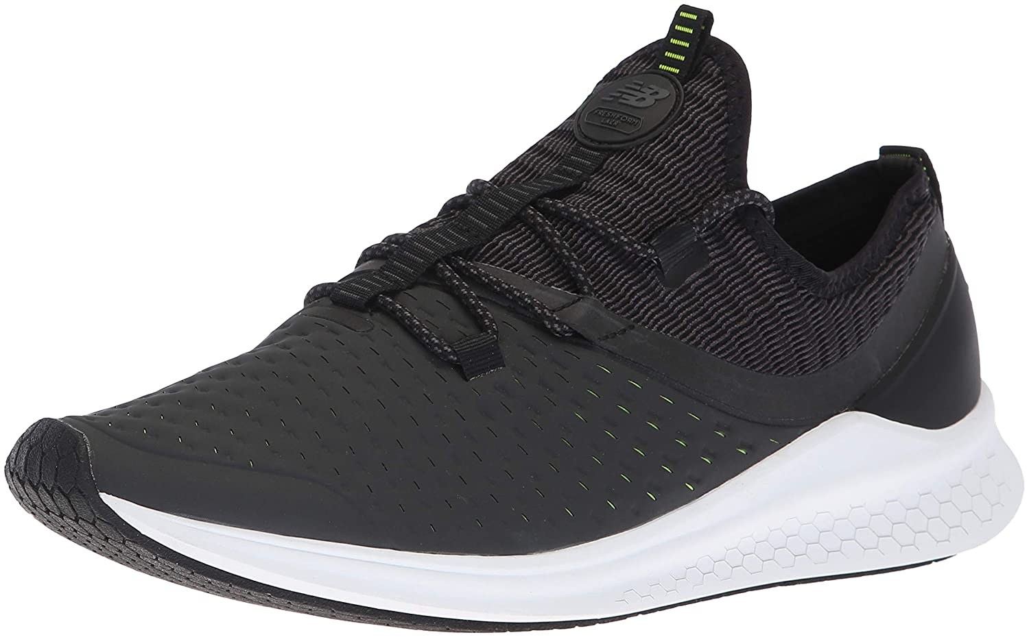 New Balance EU|Black/White Fresh Foam Lazr Sport, Running Homme 45 D EU|Black/White Balance 2b1366
