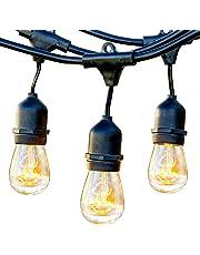 Outdoor String Lights Amazon Com Lighting Amp Ceiling