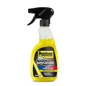 Prestone LOYPDEI0101A Deicer Trigger, -40 Degree C, 500 ml