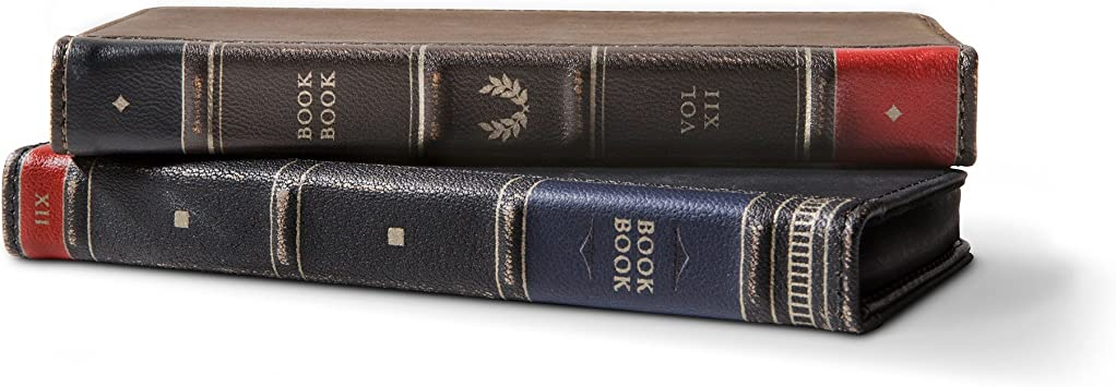 Twelve South BookBook 3 en 1 - Funda Tipo Billetera de Piel para ...