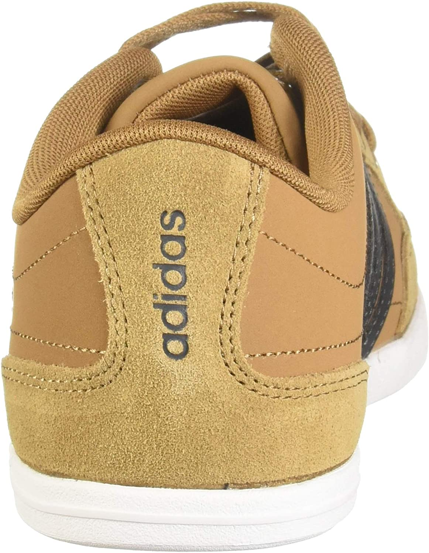 adidas Caflaire, Chaussure de Tennis Homme Désert Brut Gris Six Ftwr Blanc