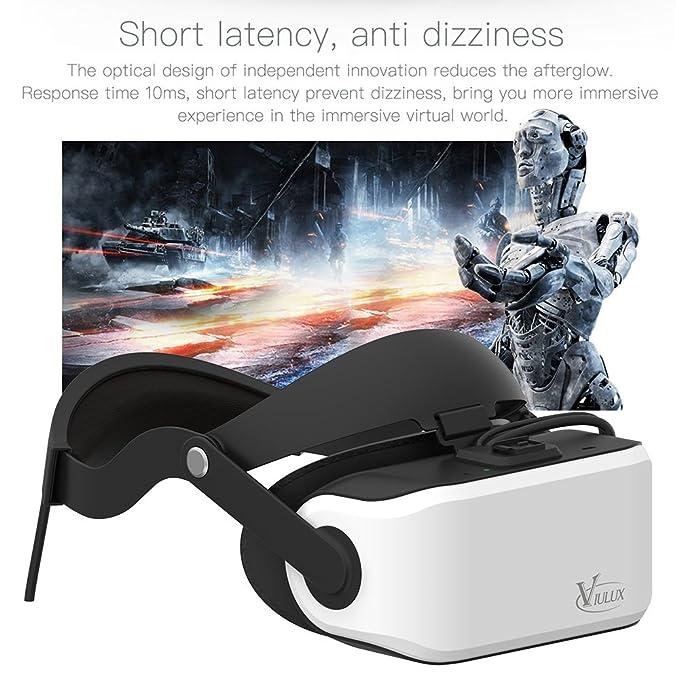 docooler 4K Cuffia virtuale auricolare VR cuffie 3D occhiali per  videogiochi 8GB Windows 7 SPI 64bit GTX970 per PC Giochi  Amazon.it   Elettronica 395b43eeb2d5