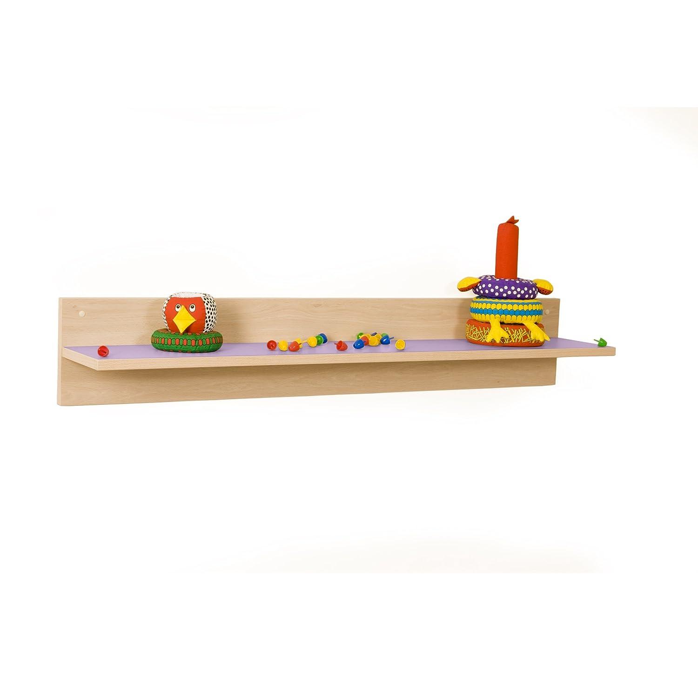 Mobeduc Book Shelf 1190, Legno, Rosa, 119x 22x 22cm 119x 22x 22cm Mobeduc_600623H22