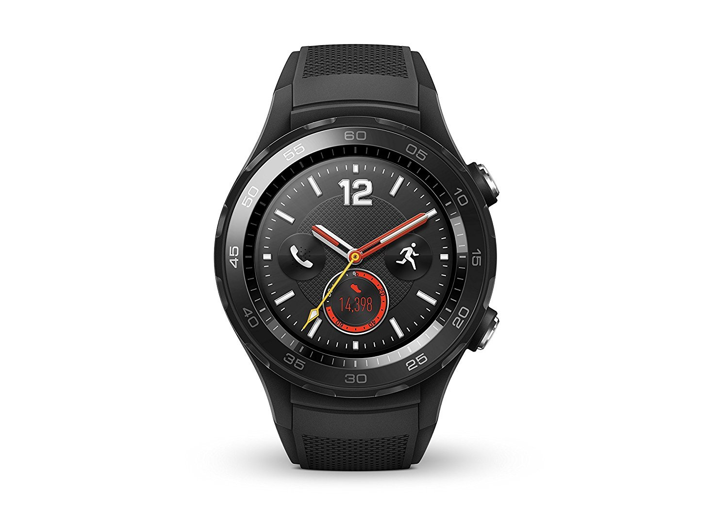 c809e3347 Huawei Watch 2 4G (Carbon Black)  Amazon.in  Computers   Accessories