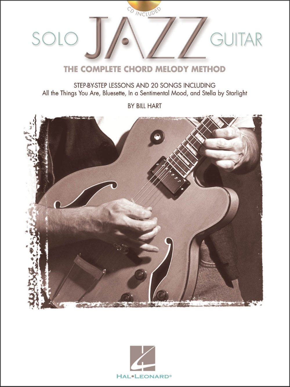 Amazon Solo Jazz Guitar The Complete Chord Melody Method