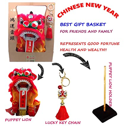 afc0bc34c Amazon.com: Canton Prosperity Best Gift Basket Traditional South ...