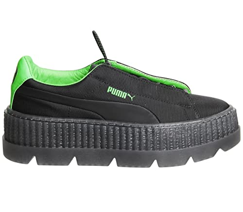 Puma X Fenty Wmn Cleated Creeper Surf 367681 03 Negro Zapatillas para Mujer: Amazon.es: Zapatos y complementos