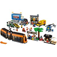 LEGO City Town City Square Building Kit