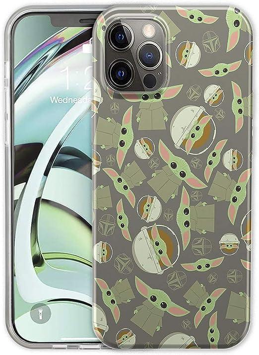Star Wars Mandalorian Yoda Baby for iPhone 12 /Max/Pro/Pro Max ...