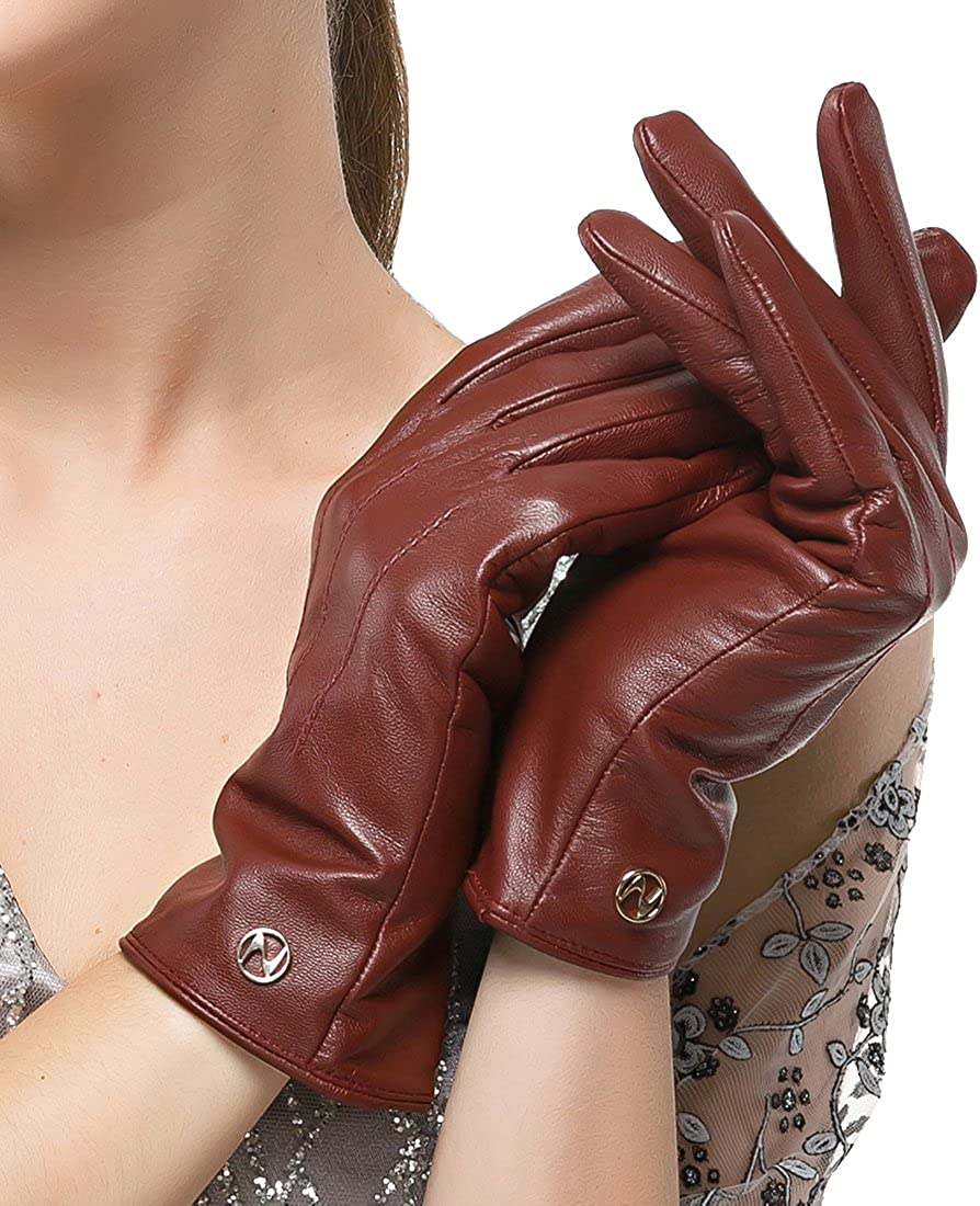 Women's Leather Gloves...