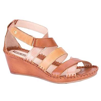 Keil Schuhe Sandaletten Margarita Pikolinos 1611c1 Sommer Damen 943 TlcJK1F