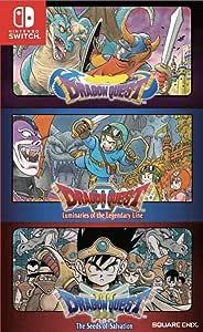 Dragon Quest 1 2 3 Collection Nintendo Switch English Subtitles: Amazon.es: Videojuegos