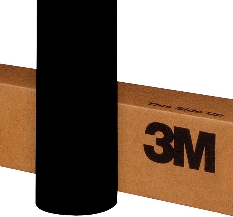 3m 1080 Br212 Brushed Black Metallic 5ft X 2ft 10 Sq Ft Car Wrap Vinyl Film Auto