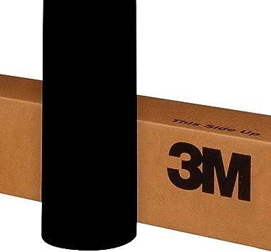 3M 1080 BR212 BRUSHED BLACK METALLIC 60x12 Vinyl Wrap