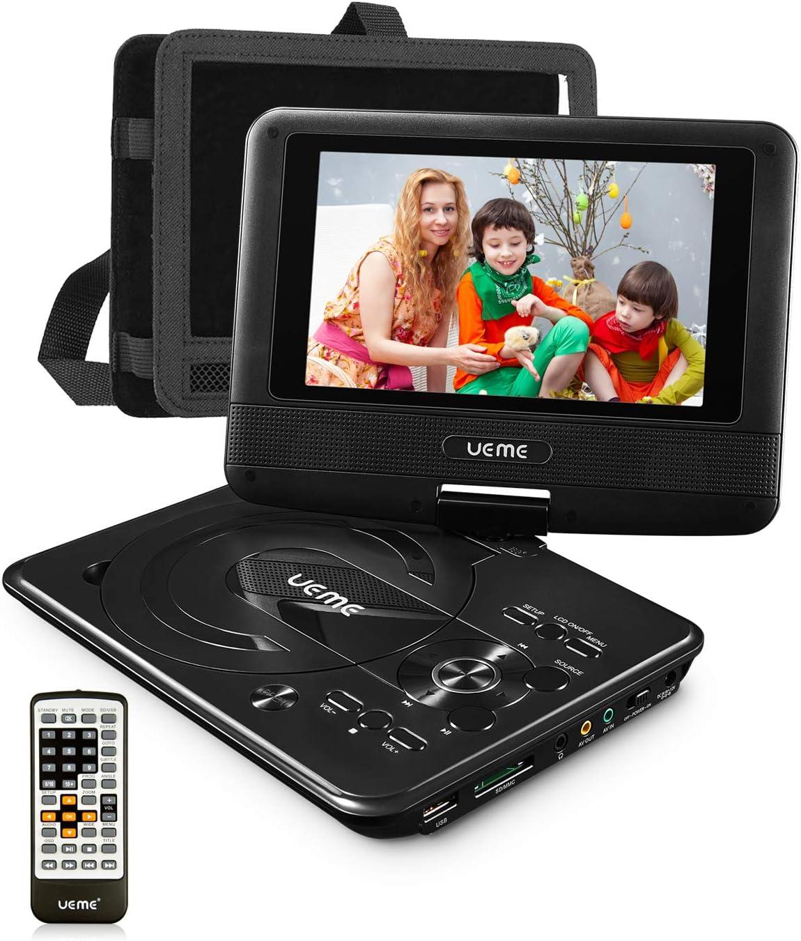 UEME Mini DVD Player